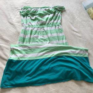 Maxi dress Aeropostale